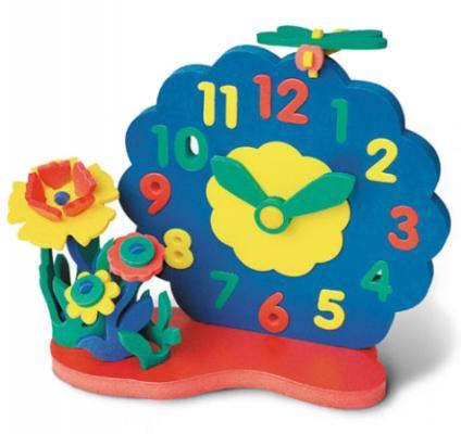 Часы без механизма Цветы Флексика 45315