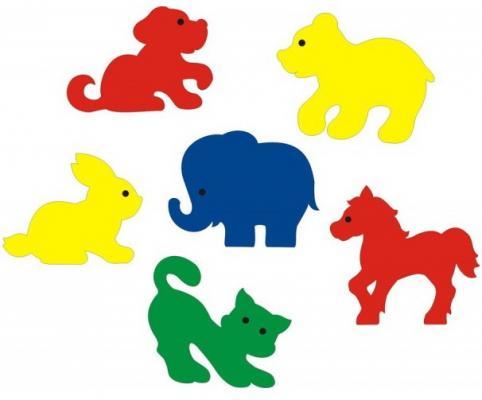 Игровой набор Флексика Мир животных набор мир транспорта флексика 55391