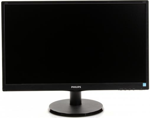 Монитор 23.8 Philips 240V5QDAB монитор philips 246v5lsb