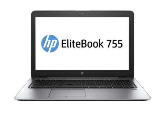 "Ноутбук HP EliteBook 755 G3 15.6"" 1920x1080 AMD A10 Pro-8700B P4T44EA"