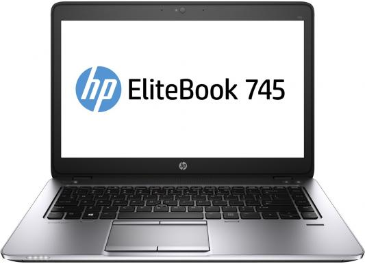 "Ноутбук HP EliteBook 745 G3 14"" 1366x768 AMD A10 Pro-8700B T4H58EA"