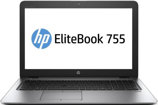 "Ноутбук HP EliteBook 755 G3 15.6"" 1920x1080 AMD A10 Pro-8700B P4T46EA"