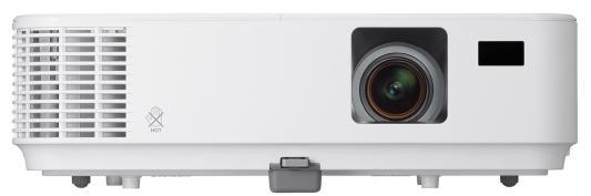 Проектор NEC V302W (V302WG) 1280x800 3000 люмен 10000:1 белый проектор nec um301x um301x