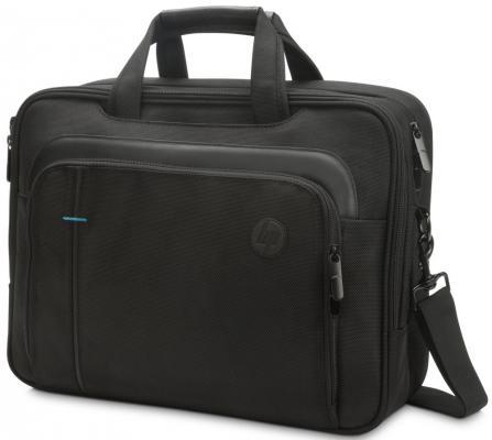 """все цены на  Сумка для ноутбука 15.6"""" HP SMB Topload Case синтетика черный T0F83AA  онлайн"""
