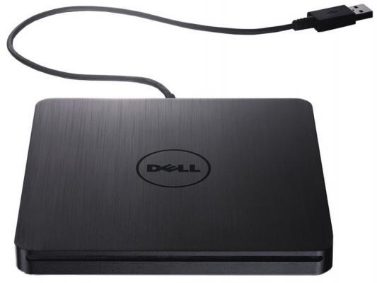 Привод для ноутбука DVD-RW Dell 784-BBBI USB черный DW316 жертвуя пешкой dvd
