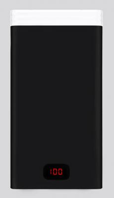 Портативное зарядное устройство Irbis 19200мАч c фонариком черный PB1C50