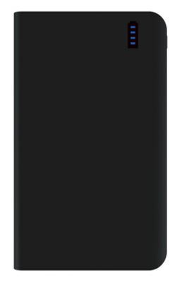 Портативное зарядное устройство Irbis 8000мАч черный PB1C20