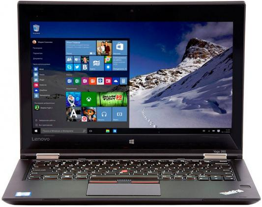 "Ультрабук Lenovo ThinkPad Yoga 260 12.5"" 1920x1080 Intel Core i5-6200U 20FD001XRT"