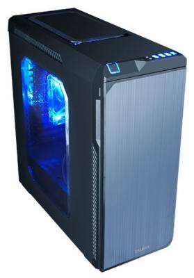 Корпус ATX Zalman Z9 Neo Без БП чёрный