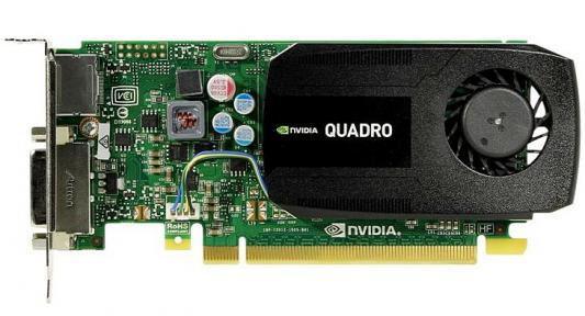 Видеокарта PNY Quadro K420 VCQK420-2GBBLK-1 PCI-E 2048Mb 128 Bit OEM