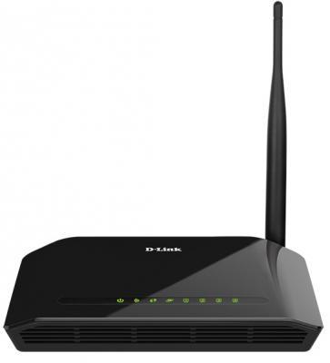 Беспроводной маршрутизатор D-Link DIR-300S/A1A 802.11n 150Mbps 4xLAN