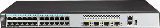 Коммутатор Huawei S5720S-28P-SI-AC 24 порта 10/100/1000Mbps 4хSFP huawei universal travel ac 100 240v power adapter black us plug