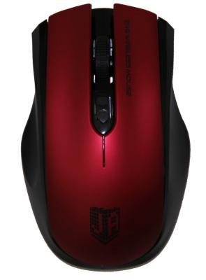 Мышь проводная Jet.A OM-U50 красный USB