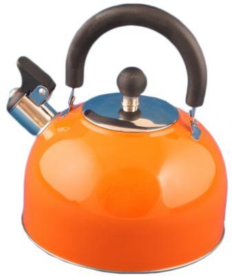 Чайник Катунь KT 105 O оранжевый 2.5 л нержавеющая сталь