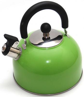 Чайник Катунь KT 105 Z зелёный 2.5 л нержавеющая сталь