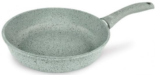 Сковорода Нева-Металл Карелия 2324 24 см сковорода нева металл карелия 2324 24 см алюминий