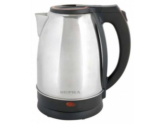 Чайник Supra KES-2231 2200 Вт серебристый 2.2 л металл/пластик