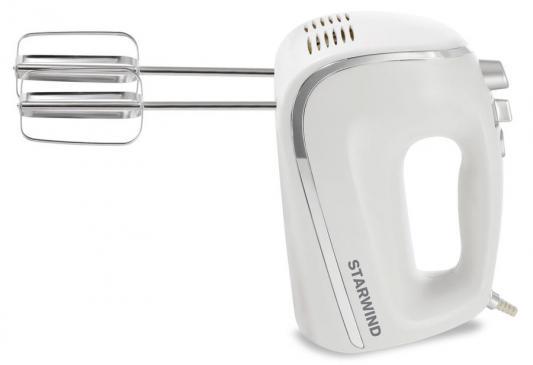Миксер ручной StarWind SHM5481 450 Вт белый