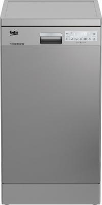 Посудомоечная машина Beko DFS 39020 X серебристый посудомоечная машина beko dfs 28020 x