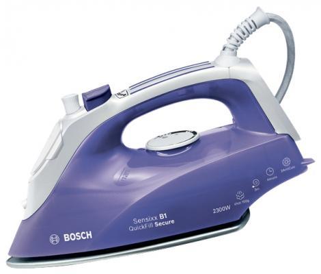 Утюг Bosch TDA 2680 2300Вт фиолетовый утюг bosch tda 2630