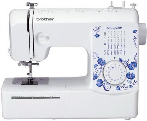 Швейная машина Brother ArtCity 250A белый швейная машинка brother artcity 250a white