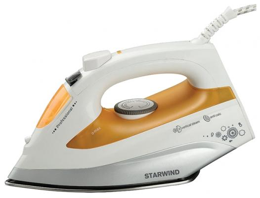 Утюг Starwind SIR4818 2200Вт бело-оранжевый