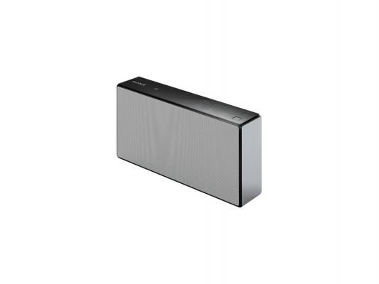 Портативная акустика Sony SRS-X55W bluetooth 30Вт белый