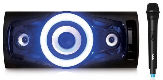 Портативная акустика BBK BTA6000 bluetooth черный