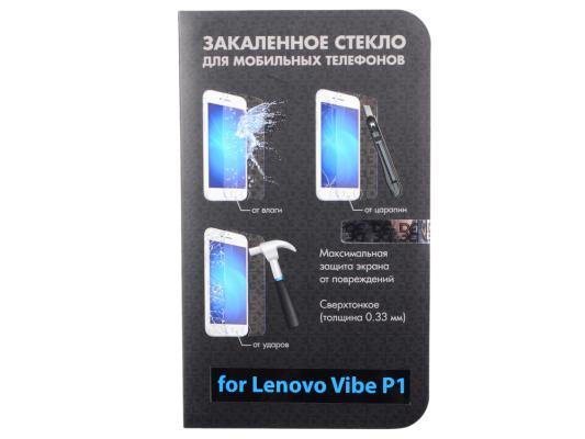 Защитное стекло DF для Lenovo Vibe P1 DF LSteel-33 защитное стекло df lsteel 27 для lenovo a5000