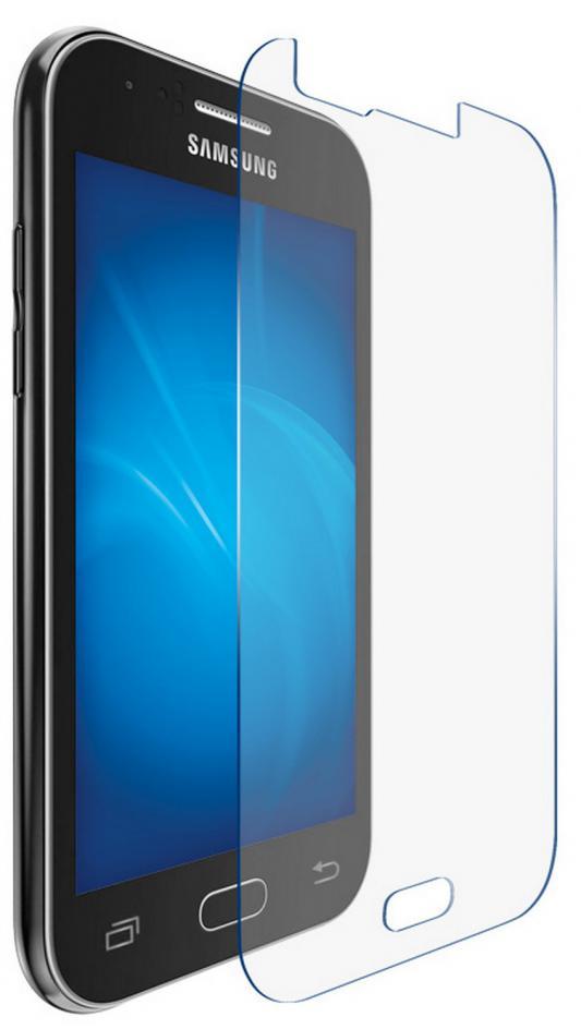 Защитное стекло DF для Samsung Galaxy J1 DF sSteel-37