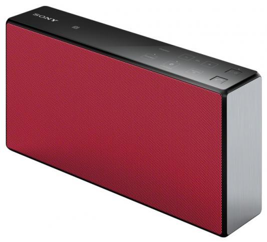 Портативная акустика Sony SRS-X55R bluetooth 30Вт красный