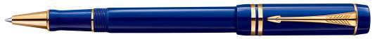 Ручка-роллер Parker Duofold T74 Historical Colors Lapis Lazuli черный F 1907187 teresian leadership a historical analysis