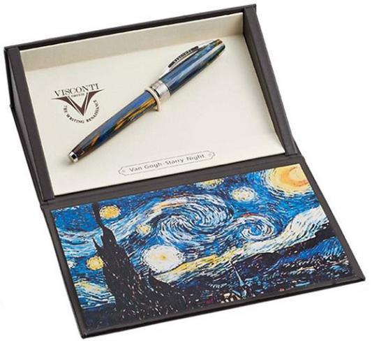Коробка Visconti Van Gogh 2011 для ручки синий BOX-VAN GOGH18