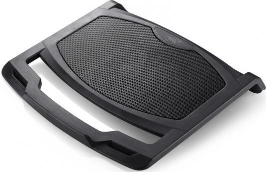 Подставка для ноутбука 15.6 Deepcool N400 340x308x50mm USB 460g 21dB черный подставка для ноутбука 14 deepcool n17 330x250x25mm 1xusb 465g 21db синий