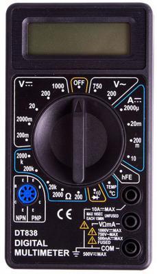 Мультиметр портативный Proconnect M838 DT838 13-3013