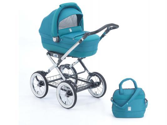 Коляска для новорожденного Cam Linea Elegant Exclusive (цвет 521/ткань+неопрен)