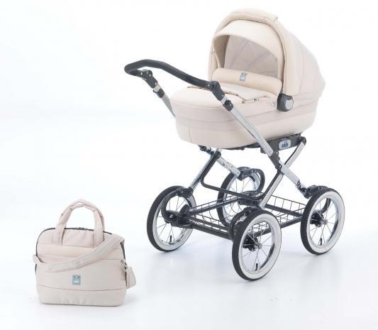 Коляска для новорожденного Cam Linea Elegant Exclusive (цвет 315/ткань+неопрен)