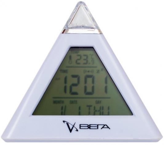 Часы настольные Вега HS 2659 белый