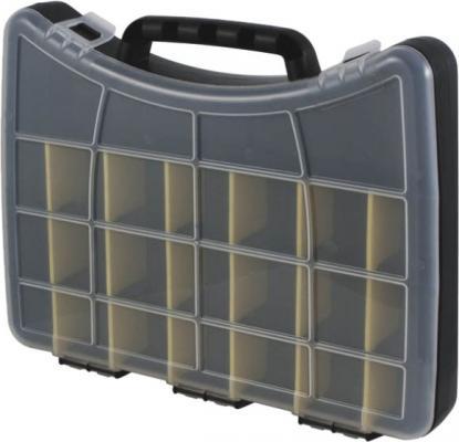 Ящик для крепежа Fit 40x30x6см 65654 ящик для крепежа fit 27 х 21 х 8 см