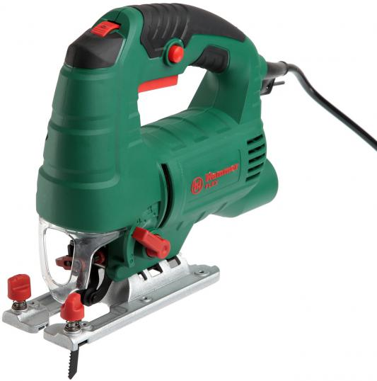 Лобзик Hammer Flex LZK650L 650Вт перфоратор hammer prt650a 650вт