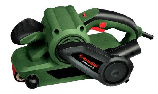 Ленточная шлифовальная машина Hammer Flex LSM810 810Вт цена
