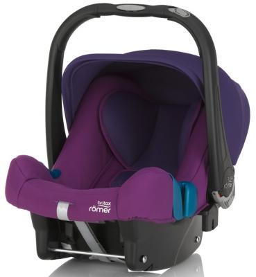 Автокресло Britax Romer Baby-Safe Plus II SHR (mineral purple trendline)