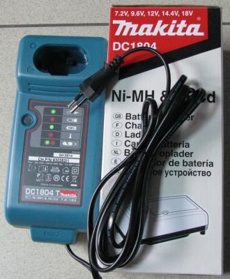 Зарядное устройство Makita 193827-6 DC1804 цена