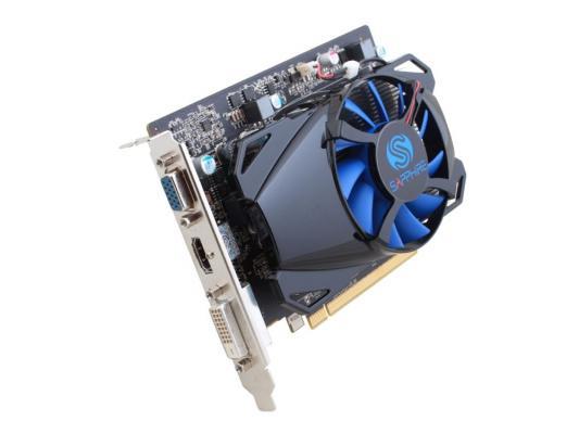 Видеокарта 1024Mb Sapphire R7 250 PCI-E 128bit GDDR5 DVI HDMI CRT HDCP 11215-19-20G Retail