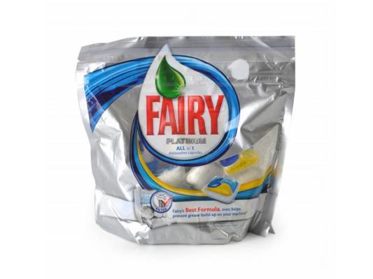 Средство Fairy Platinum All in 1 для мытья посуды для посудомоечных машин 10шт 81521471