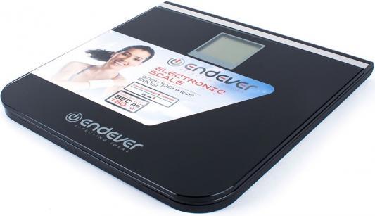 Весы напольные ENDEVER Skyline FS-540 чёрный
