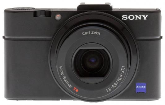 Фотоаппарат Sony DSC-RX100M2 21Mp 3.6x Zoom черный