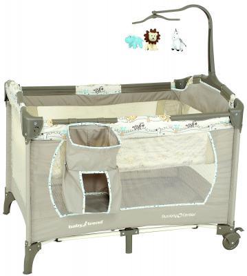 Манеж-кровать Baby Trend Львёнок