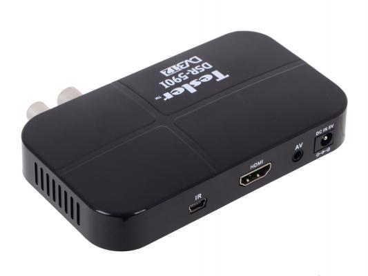 Тюнер цифровой DVB-T2 TESLER DSR-590I