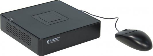Видеорегистратор сетевой ORIENT NVR-8204POE 1920x1080 1хHDD USB HDMI VGA до 4 каналов